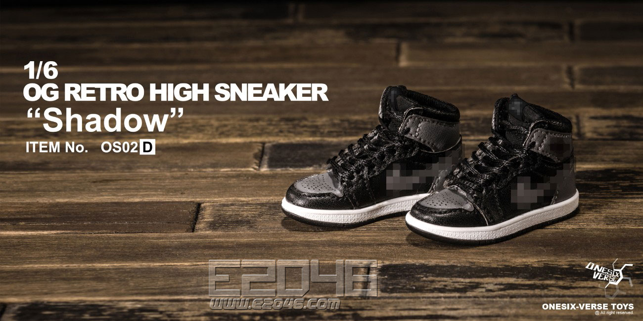 OG Retro High Sneaker Serise D (DOLL)