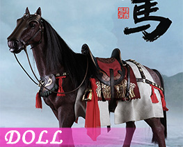 DL4840 1/6 Red Rabbit Horse (DOLL)