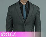 DL0509 1/6 Dark gray men suit (Doll)