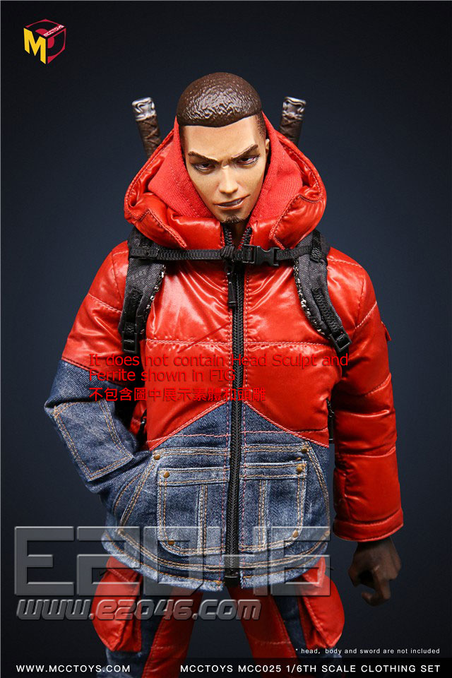 Fashion Down Jacket (DOLL)