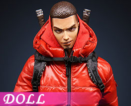 DL2802 1/6 Fashion Down Jacket (DOLL)