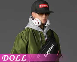 DL1462 1/6 Street Style Flight Jacket Sets Mens (DOLL)