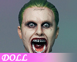 DL1090 1/6 Screaming Mouth (Doll)