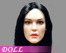 DL4587 1/6 European Beauty Head Sculpture B (DOLL)