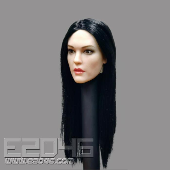 European Beauty Head Sculpture B (DOLL)