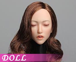 DL1346 1/6 Sexy Lady Head Sculpt C (Doll)