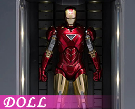 DL4304  Iron Man MK6 (DOLL)