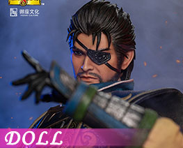 DL2578 1/6 Xiahou Dun (DOLL)