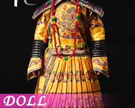 DL4261 1/6 Emperor Dragon Robe (DOLL)