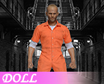 DL1136 1/6 Costume Version of Prison Suit A (Doll)