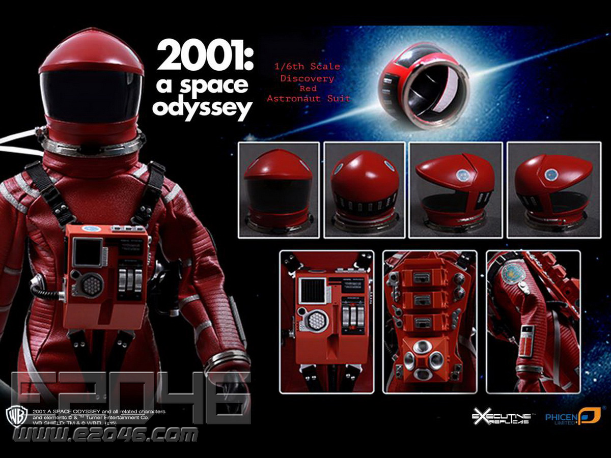 Spacesuit A (DOLL)