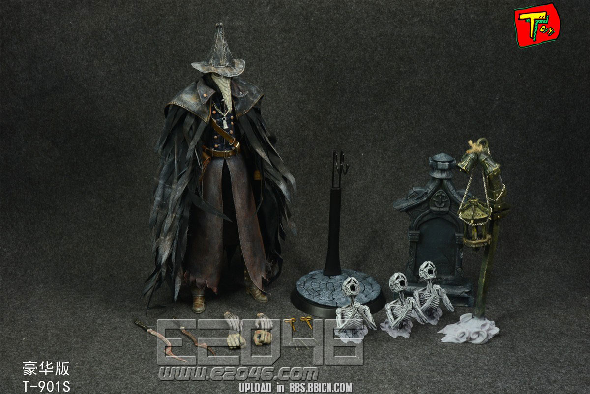 The Raven Hunter Deluxe Version (DOLL)