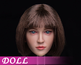DL3833 1/6 Calm Expression Female Head C (DOLL)