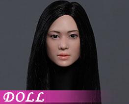 DL3336 1/6 Asian Beauty Head D (DOLL)