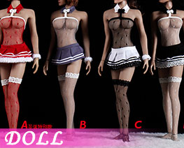 DL2971 1/6 Sexy One-Piece Miniskirt E (DOLL)