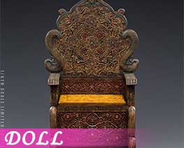 DL4767 1/6 Throne (DOLL)