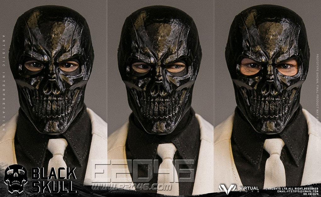 Black Skull (DOLL)