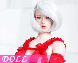 DL1531 1/6 Two-dimensional sexy flower wedding suit B (DOLL)