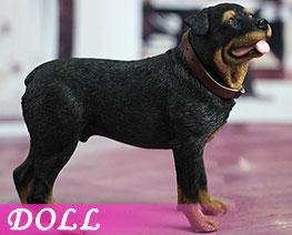 DL2209 1/6 Rottweiler (DOLL)