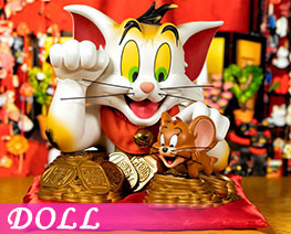 DL2977  Tom and Jerry (DOLL)