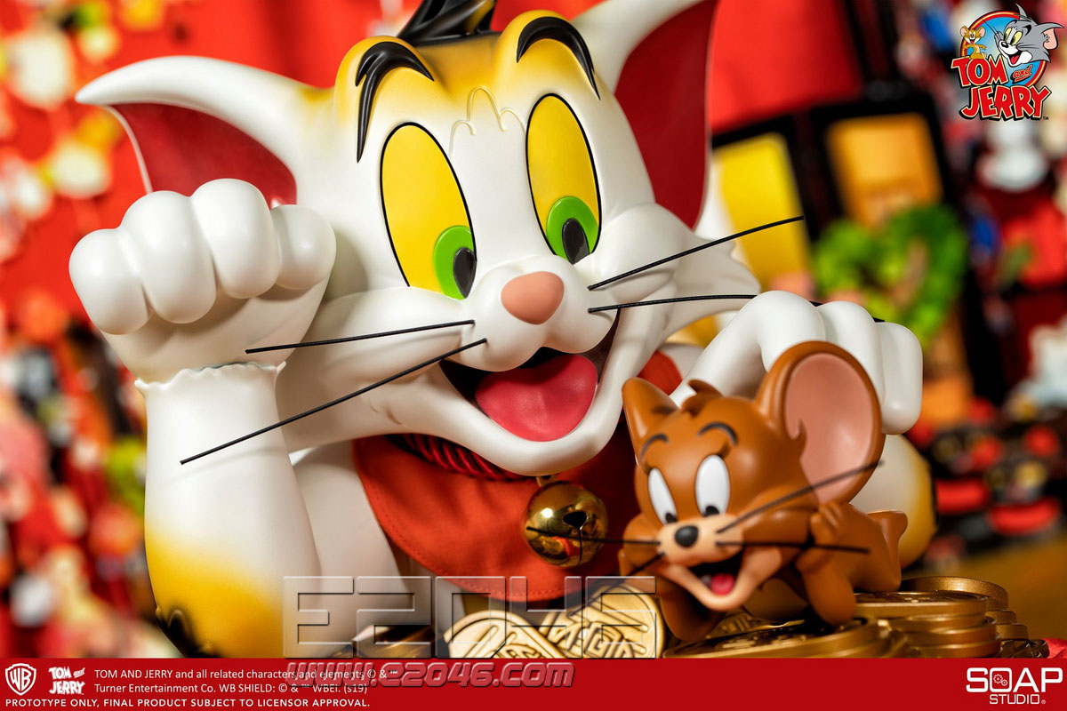 Tom and Jerry (DOLL)