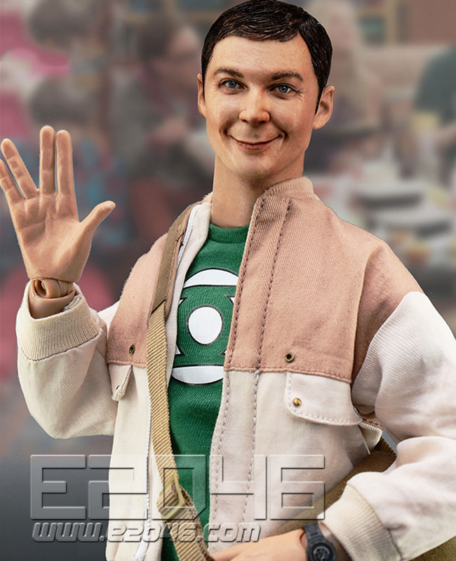 Sheldon (DOLL)