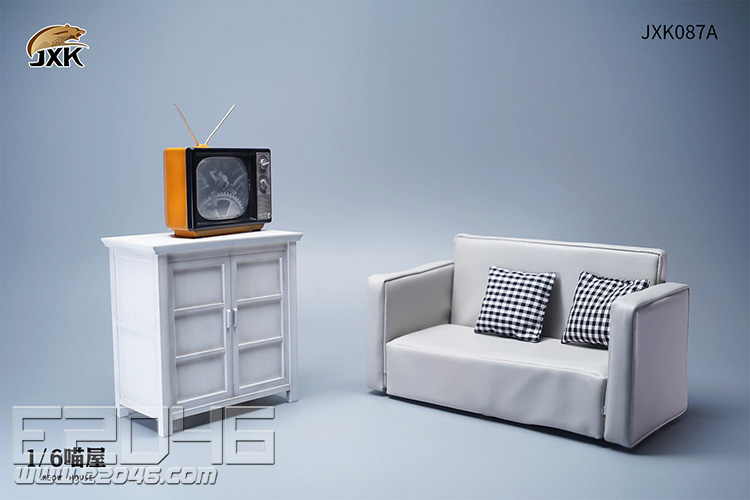 Living Room Scene (DOLL)