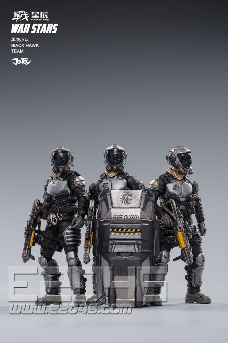 Black Hawk Team (DOLL)