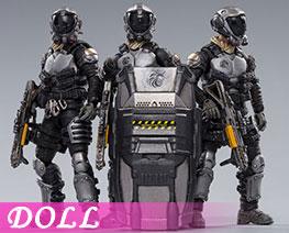 DL3570 1/18 Black Hawk Team (DOLL)