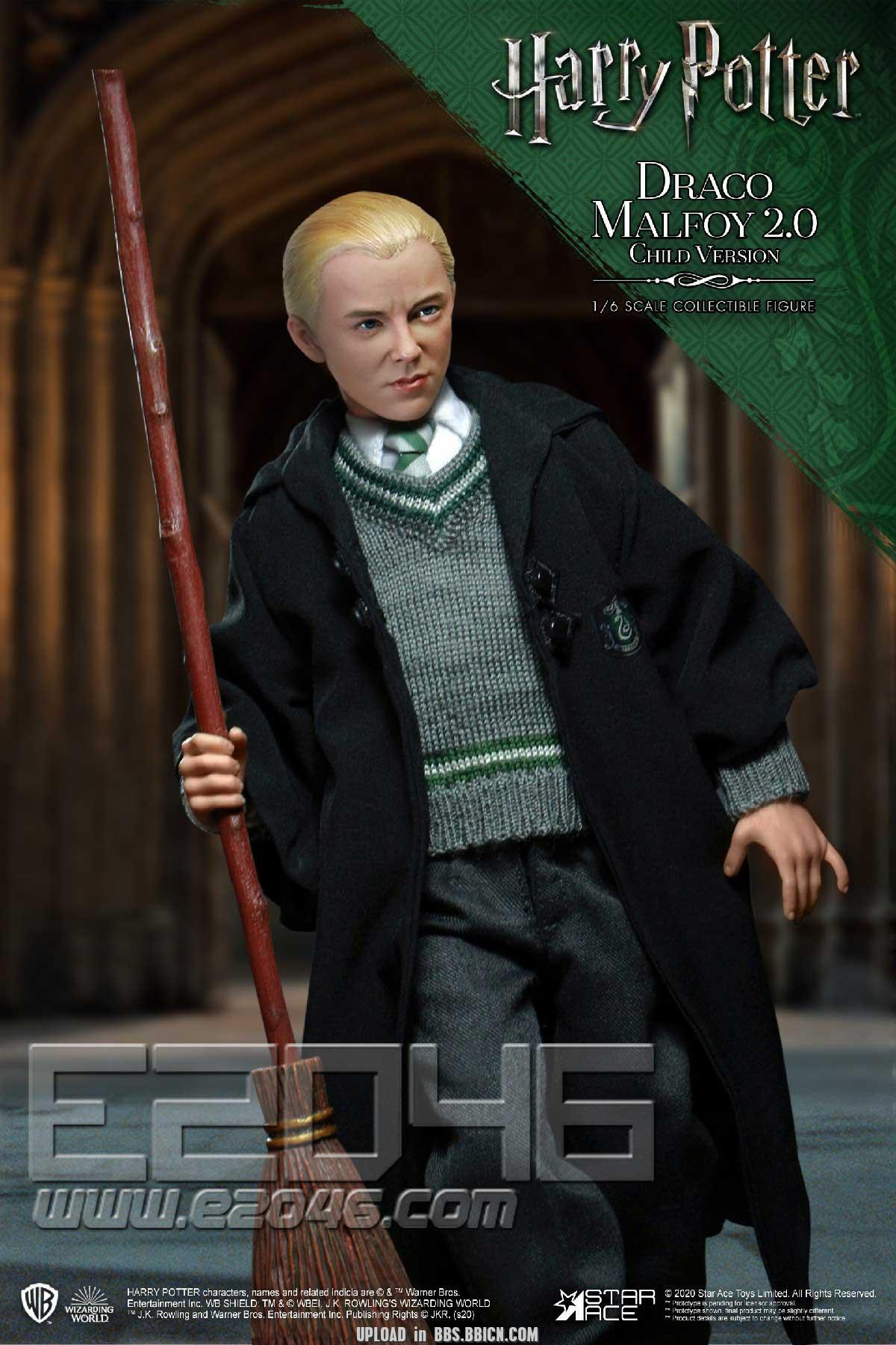 Malfoy Uniform Version (DOLL)