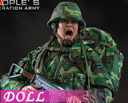 DL2682 1/6 Assault Soldier (DOLL)