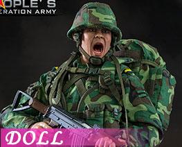 DL2682 1/6 突擊士兵 (人偶)