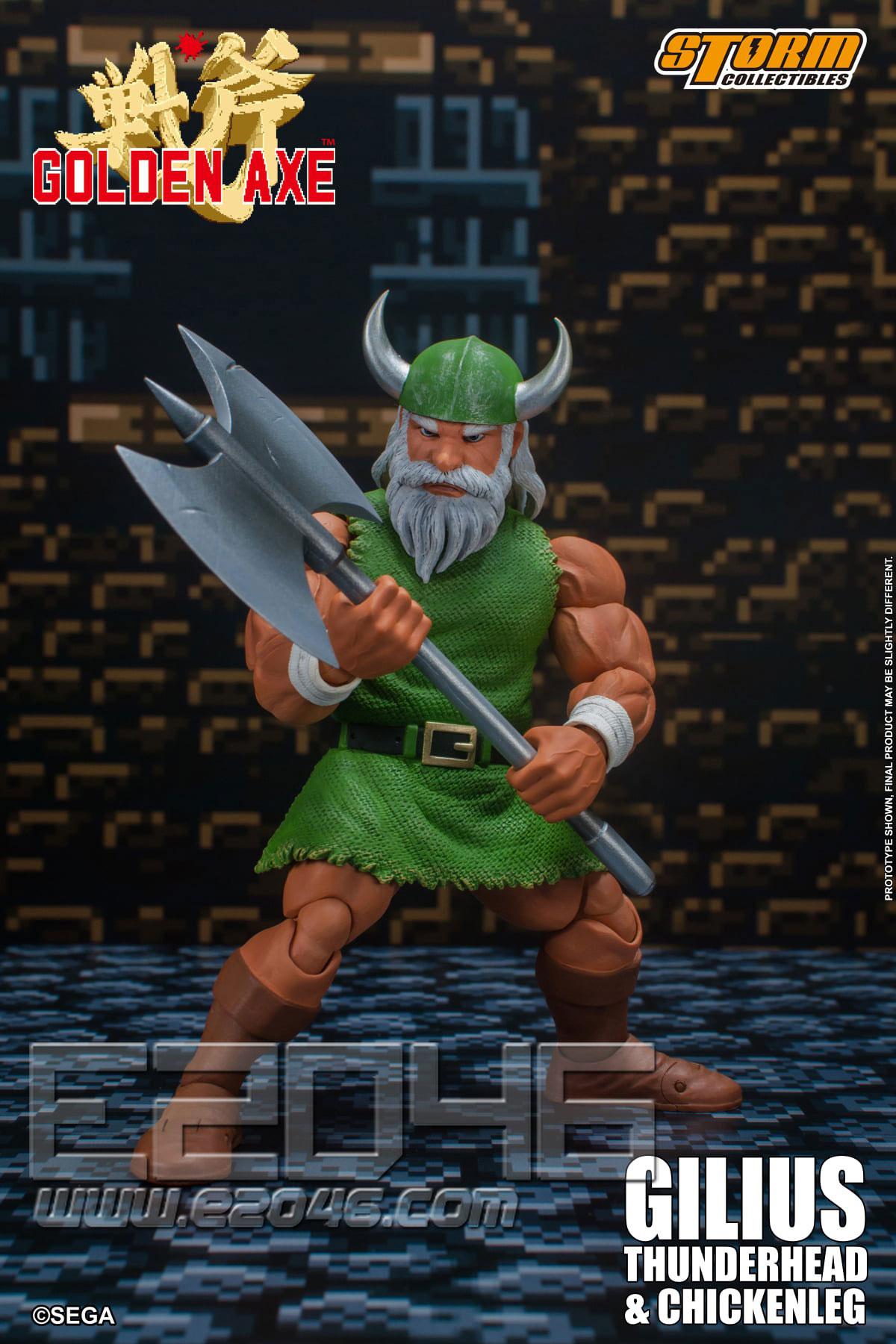 Dwarf Old Man (DOLL)