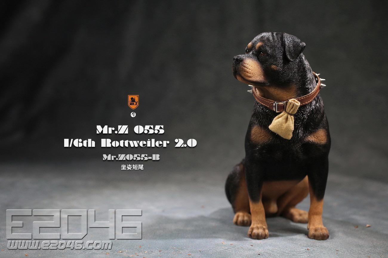 Rottweiler B (DOLL)