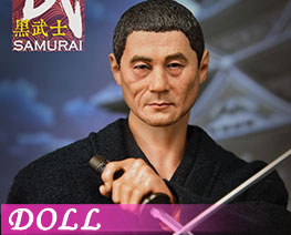 DL2601 1/6 Samurai Head Costume Set A (DOLL)