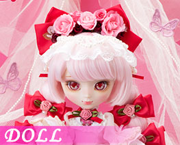 DL4566  The Secret Garden of Rose Witch (DOLL)