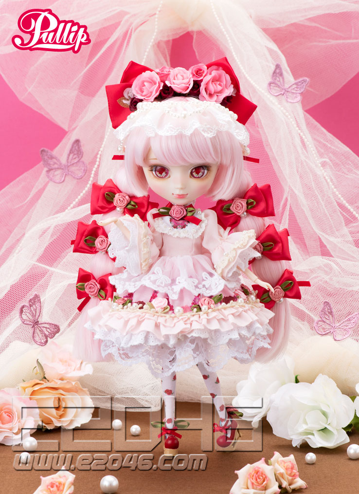 The Secret Garden of Rose Witch (DOLL)