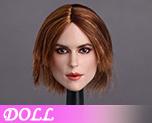 DL1258 1/6 Sexy Lady Head Carving B (Doll)