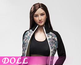 DL1306 1/6 Roller Girl Female CharacterSet C (Doll)