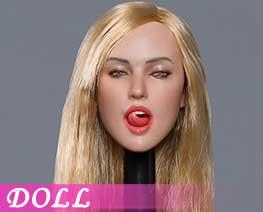 DL1565 1/6 Emoticon Female Head A (DOLL)