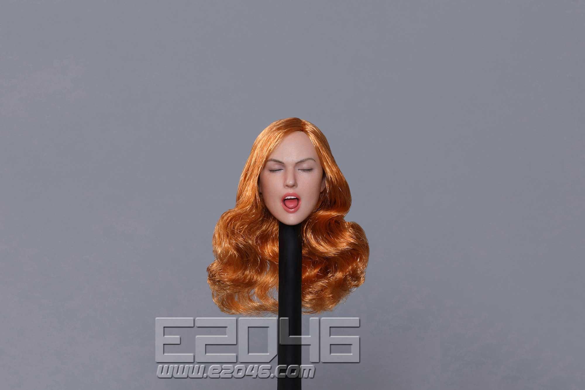 Sexy female head D (DOLL)