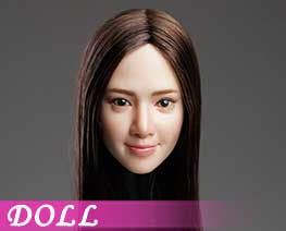 DL1669 1/6 Female head A (DOLL)