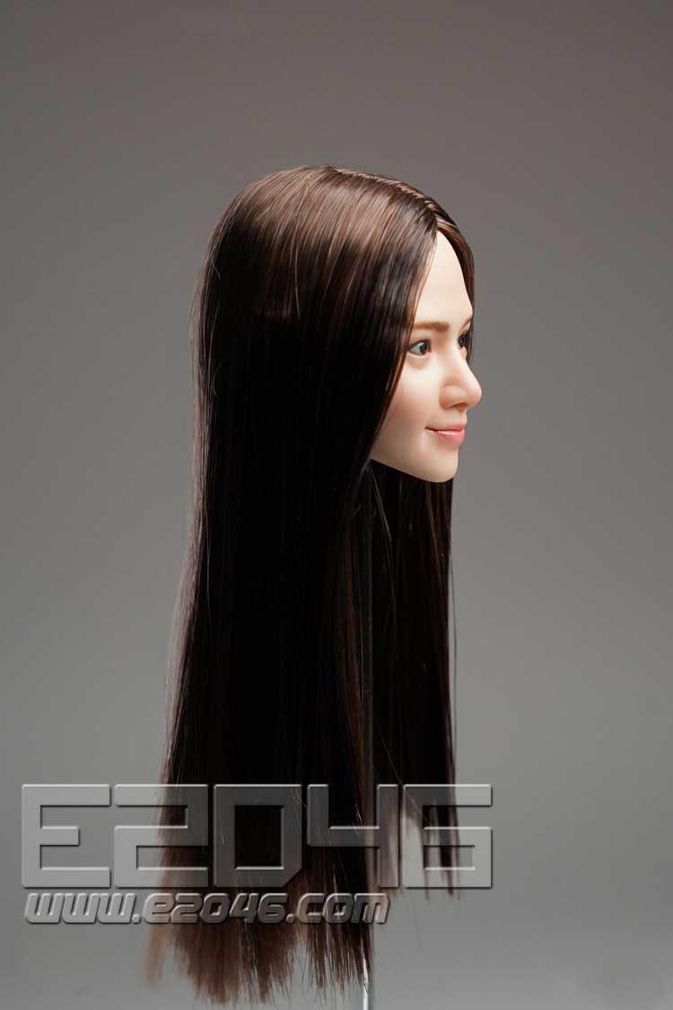 Female head A (DOLL)