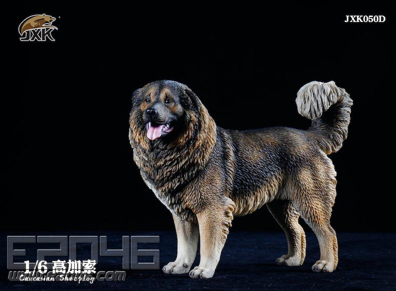 Caucasian Shepherd D (DOLL)