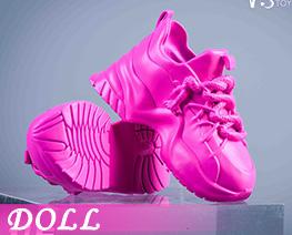DL4793 1/6 Daddy Shoes F (DOLL)