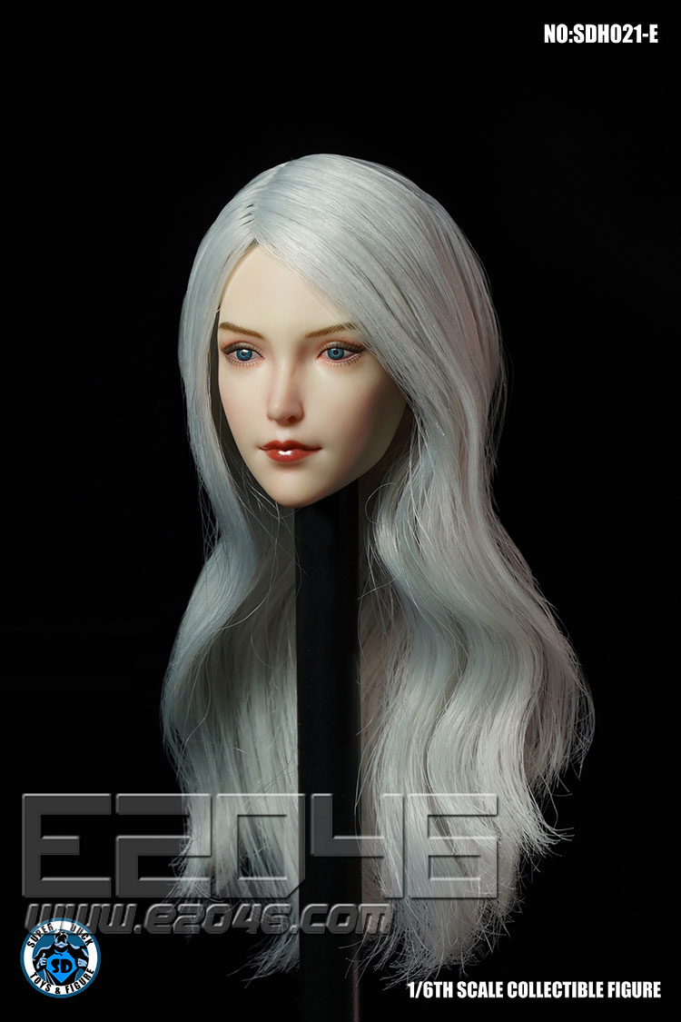 Female Head E (DOLL)