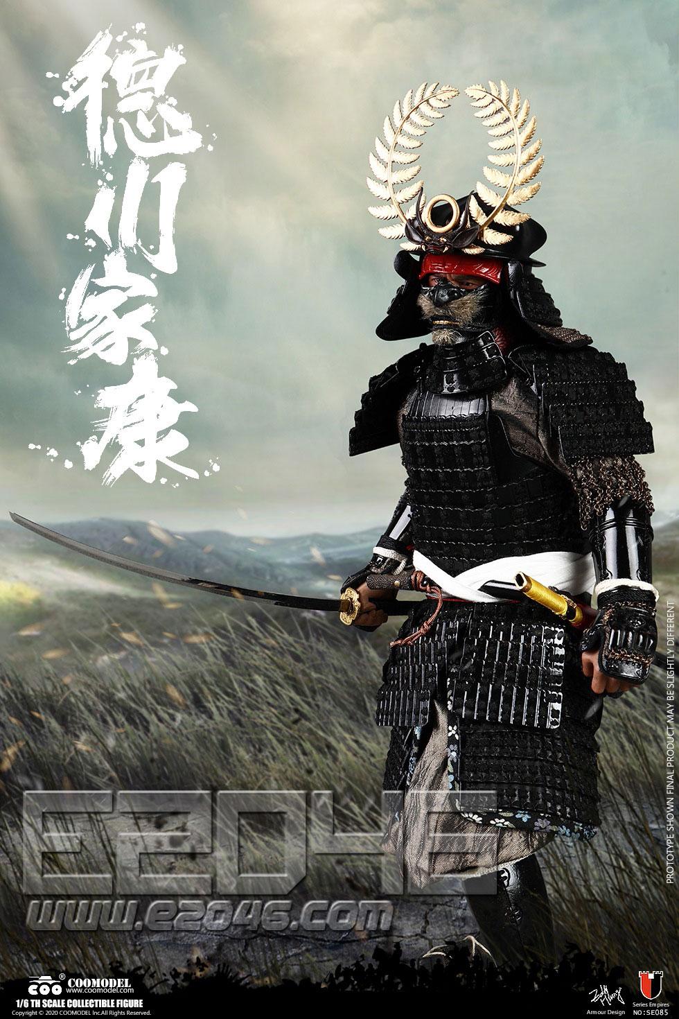 Tokugawa Ieyasu Standard Version (DOLL)