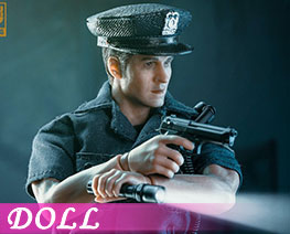 DL3800 1/12 City Police B (DOLL)