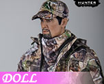 DL0692 1/6 Realtree Camo Hunting clothing set A (Doll)
