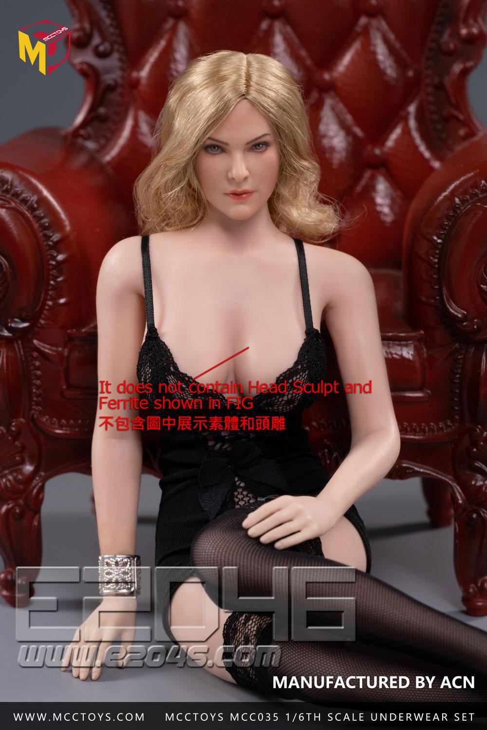 Exquisite Underwear Set Medium Size (DOLL)